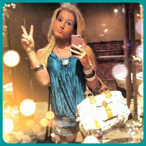 First night at VooDoo. Kisses! #bronzebitch #blonde #baci #dance #fun #funtimes #hair #instablue #instagood #instagreen #instamood #instafun #instame #justme #kisses #love #mirror #peace #tbt #throwback #throwbackthursday #tan #tanbitch #tanbitchprobz #vegas #2011 (Taken with Instagram)