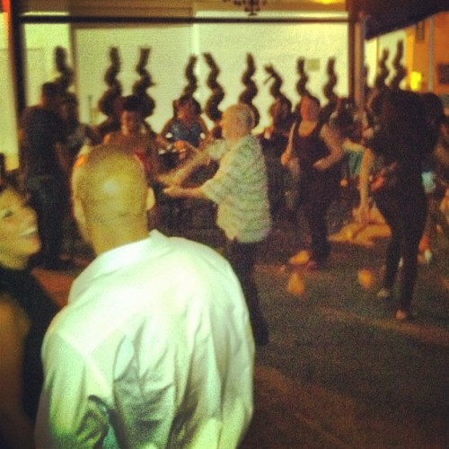 #House #Music and an older gentleman dancing = #epic (Taken with Instagram)