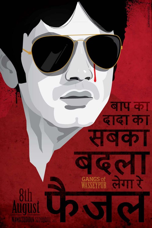 Gangs of Wasseypur [2012] by Ojasvi Mohanty