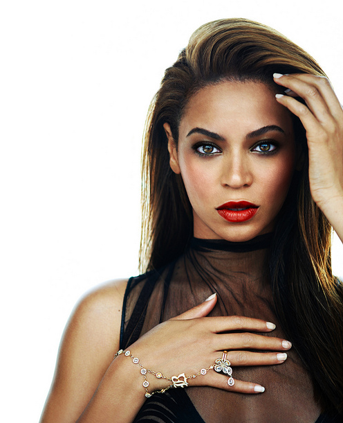 Queen Bey, love this make up