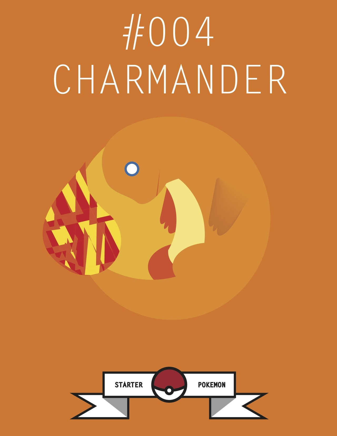 Charmander - Kevin Cartermy tumblr