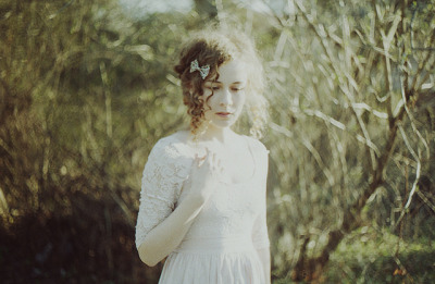 ghost from the woods by laura makabresku on Flickr.