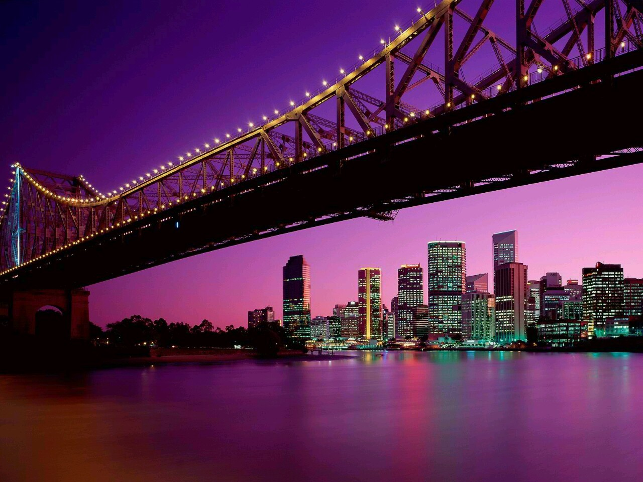 Brisbane on my mind. Brisbane calls!
