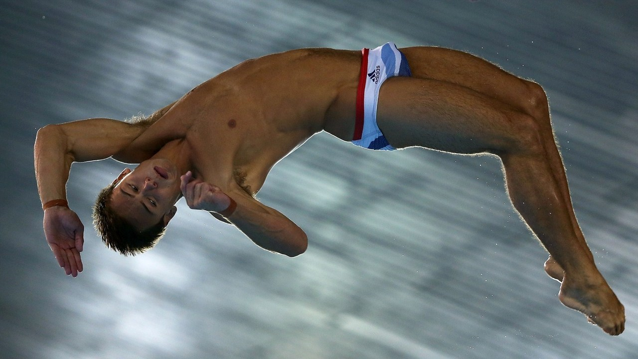 Tom Daley, UK diver 2012 Summer Olympics