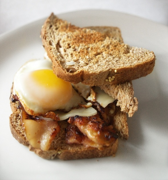 thelittlefrenchbullblog:  (via bacon-egg-cheese-sandwich « The Nom Blog)