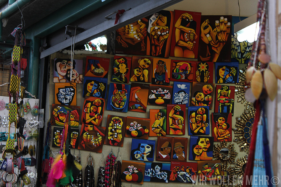 Ecuadorian Paintings Quito-Ecu.