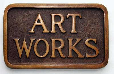 """art works"" by stephen kaltenbach"