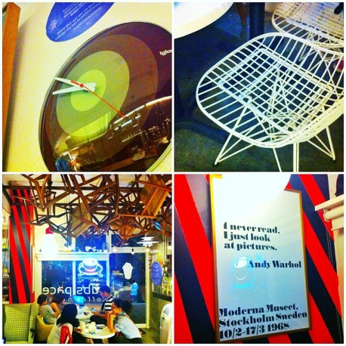 Meeting meeting…  (Taken with Instagram at Subspace Coffeehouse)