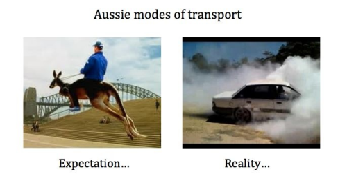 itsallaboutthegreen:  Australia… this is a little bit true.