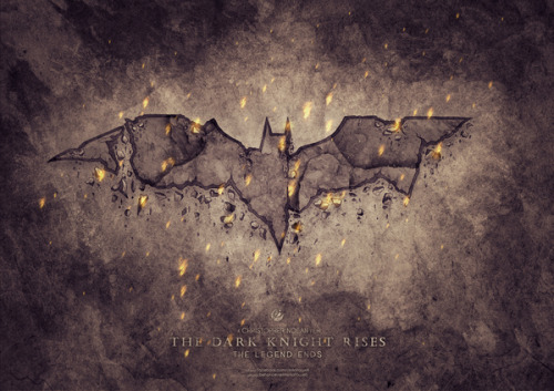 TDKR logo by Paul Don Juan