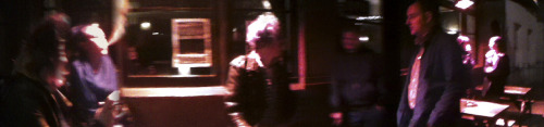 5/6 - A panorama of Shenanigans at the T-bar. The Torriano, Kentish Town