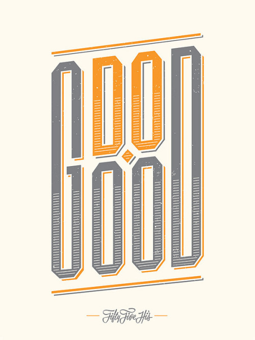 serialthrillerinspiration:  Do Good