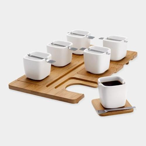 Espresso Set by Fellina Sok-Cham