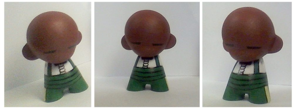 lyonn:  A Mini Munny of Dudley from Street Fighter I decided to make for someone.  It was a fun little project and it gave me something to do. His design was heavily influenced and based off of Miss-Shelby's Dudley Munny, seen here.