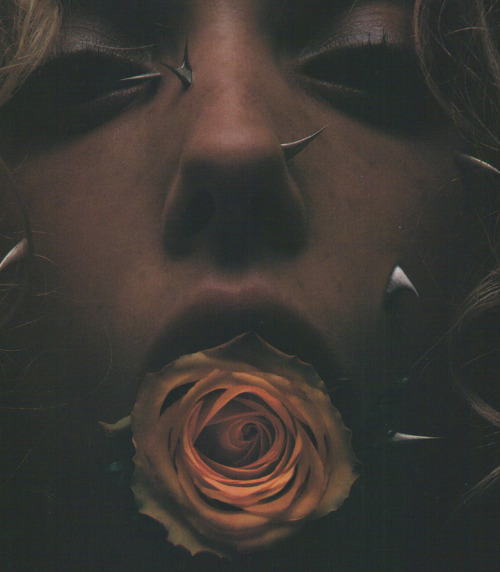 'McQueen Of England'  by Nick Knight for The Face November 1996