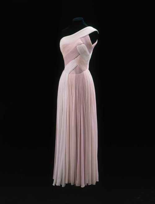 Dress Madame Grès, 1962 The Museum of Fine Arts, Boston