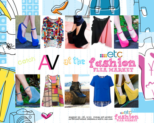 AV at ETC Fashion Flea Market? CLICK the link, LIKE the photo and PM your email add for a chance to win FREE shoes ♥  http://www.facebook.com/photo.php?fbid=10151192896458296&set=a.10151192895403296.499272.364862743295&type=1&relevant_count=1