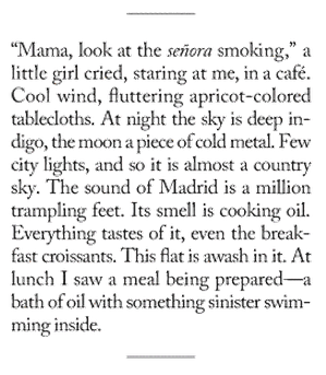 via The New Yorker - The Hunger Diaries by Mavis Gallant