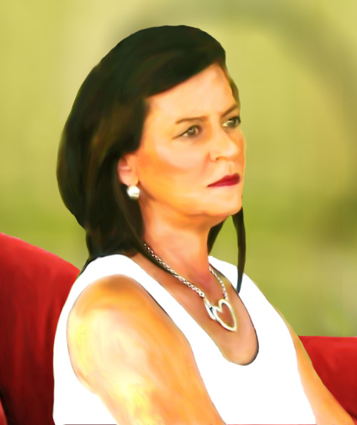 A potential client called and asked if I could paint a portrait of his wife for their 30th wedding anniversary.  Being that I am newly engaged myself this request pulled at my heart strings.  So even though I only have four weeks to complete an original oil paintings in time for their anniversary I am glad to do it.  Love that lasts for thirty years and beyond should be celebrated.  And what better way to celebrate your love than with an original oil painting by me! Well this is my sketch for the painting.  I hope the client is a fan as I really like the colors I have placed in the background of the image.  Oh, and I will of course post a photo of the completed painting just as soon as it is done.