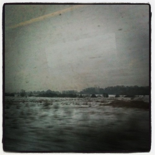 Snowy photos from winter to try and cool me down! #snow (Taken with Instagram)