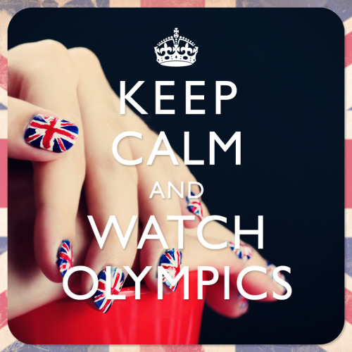 lets watch olympics together. photos from reubenteo.