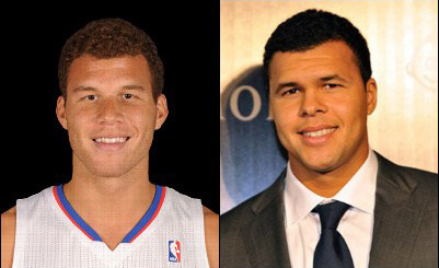 Blake Griffin | Jo Wilfred Tsonga (source: totallylookslike)