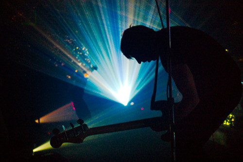 A Place to Bury Strangers by Matt Dunn, July 26th at Rock and Roll Hotel