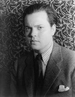 Orson Welles and his GQ worthy photo.