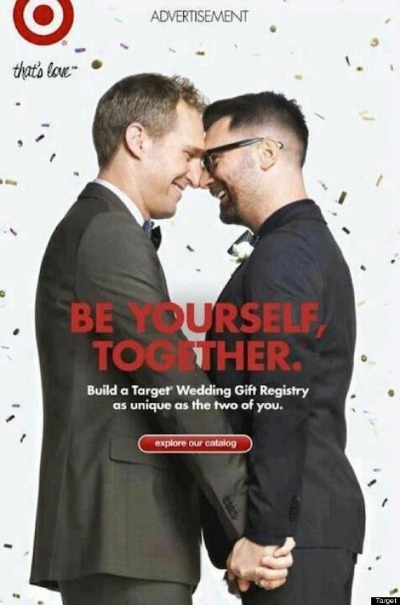 (via Target Releases New Same-Sex Wedding Registry Ad | ThinkProgress)