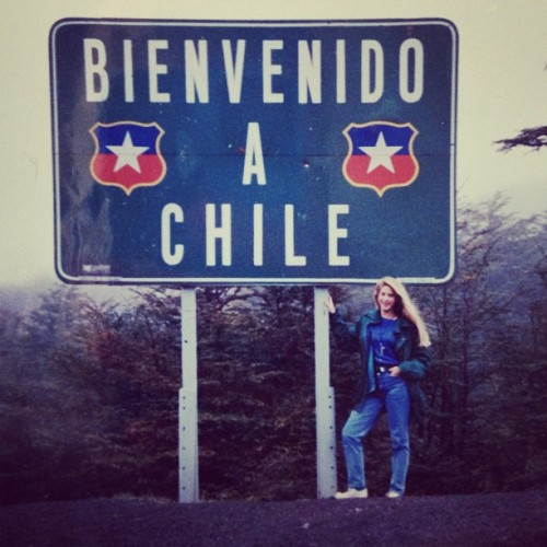 Circa 1994 #flashbackfriday #chile (Taken with Instagram)