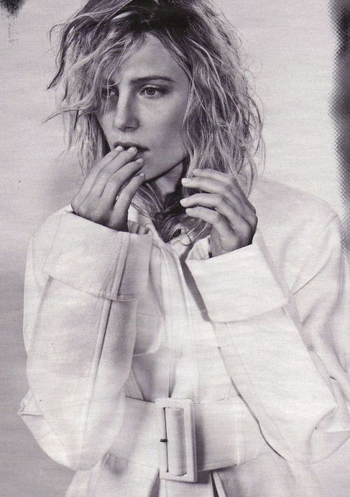 Dree Hemingway by Eric Guillemain for Interview Russia August 2012