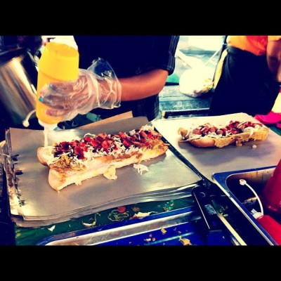 Super long roti John  (Taken with Instagram)