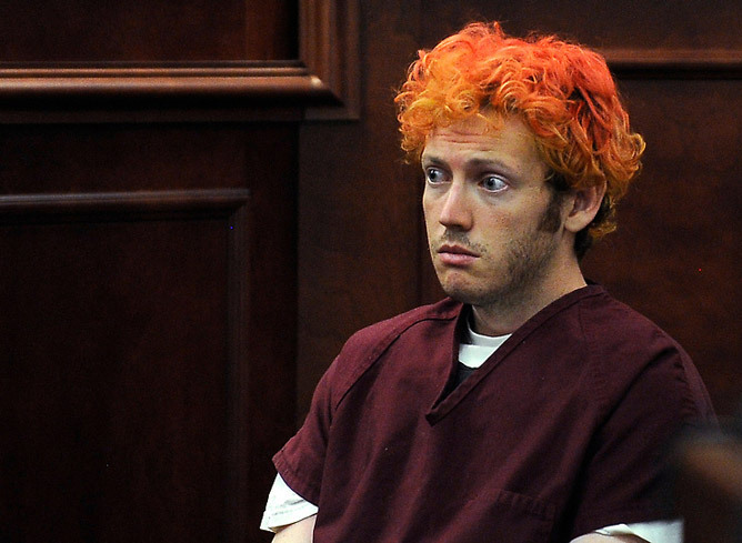 Aurora theater shooting suspect James Holmes was being treated by psychiatrist Court papers say the former graduate student accused in the Colorado movie theater shooting was being treated by a psychiatrist at the university where he studied. The revelation was disclosed Friday in a defense motion. The motion sought to discover the source of leaks to some media outlets that a package that James Holmes sent the psychiatrist contained a notebook with descriptions of an attack. The motion says the package contained communications between Holmes and Dr. Lynne Fenton that should be shielded from public view.