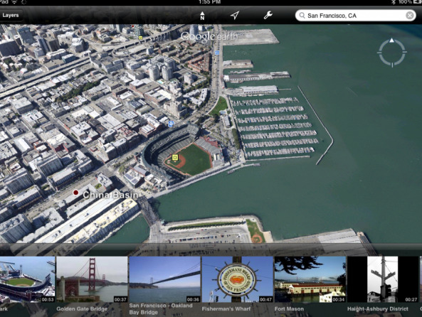Google Updates Earth For iOS With More 3D, Adds Default City Location To PC Maps