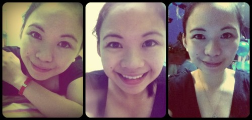 Another vain moment on a rainy Friday night. :)