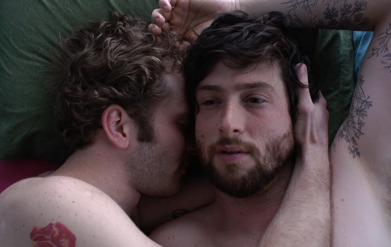 "vicemag:  This Gay Indie Sex Movie Isn't Really Porn, Even Though It Kind of Is The Supreme Court has never explicitly defined what constitutes pornography. Instead, they go with the old, ""we know it when we see it"" doctrine (and considering Clarence Thomas is still on the bench, I have a feeling the Court has seen plenty of it). Yes, there are many shades of grey (50 to be exact) between what constitutes a work of art about love and sex and what is just straight up spank material. A photographer once told me the difference between erotica and porn is ""better lighting."" That seems to be the stance that San Francisco director Travis Matthews took when making his gay indie sex drama I Want Your Love. The movie depicts the gay post-graduate creative class in San Francisco complete with light sweaters, thrift stores, regrettable tattoos, facial hair, piercing, yearning to be a performance artist, and lots of angsty discussions about their relationships. Oh, and there are boners, too. And buttfucking. And cumshots. And a beej or two. And all the penises are real, and going into real assholes and mouths. This is getting Matthews a whole lot of attention. Not only is it selling out screenings at gay film festivals (including two at Lincoln Center this weekend) but he caught the attention of celebrity dilettante James Franco, and just wrapped filming a real-gay-sex movie project with him. Here's why Matthews thinks his movie isn't porn. VICE: How would you classify this movie?Travis: If I were to just toss it into a genre? I think of it as an indie art film with gay sex in it. I don't classify it as a porn. Why not?To me pornography is something you watch with the sole purpose of jerking off to. When we were filming it, it wasn't to film sex scenes for people to jerk off to, but to film sex scenes that aren't documented in film and to use sex to bring out story and character elements. Surely there are shots of explicit things going on that may or may not be sexy, but I was more interested in showing the sloppiness, the funniness, the painful moments. My intention was not to make it hot for hot's sake. What if guys do want to jerk off while watching?Great. I'm not policing anyone's experience about how they engage with it. I think it's exciting that people have different experiences with it. Some people will think the guys are hot because they have natural bodies, and to some people that's a buzz kill. Even if someone calls it pornography, I'm not interested in arguing if they interpret it as pornography. I can tell you my intention, but it's a losing battle to get defensive about. CONTINUE"