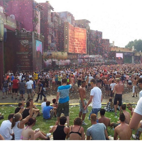 #tomorrowland #belgie #belgium #antwerp #party   (Taken with Instagram)
