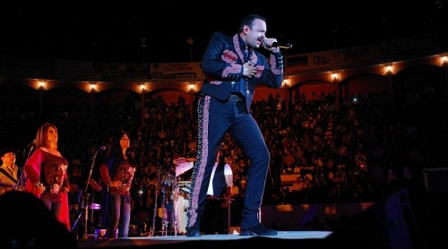 starcam:  Pepe Aguilar Receives Star on Hollywood Walk of Fame Pepe Aguilar, a beloved singer-songwriter of ranchera, mariachi, and pop music, is the latest celebrity to receive a star on the Hollywood Walk of Fame. The musician, a four-time Grammy Award winner, was pleased to see ranchera and mariachi music get a little love. Full Story