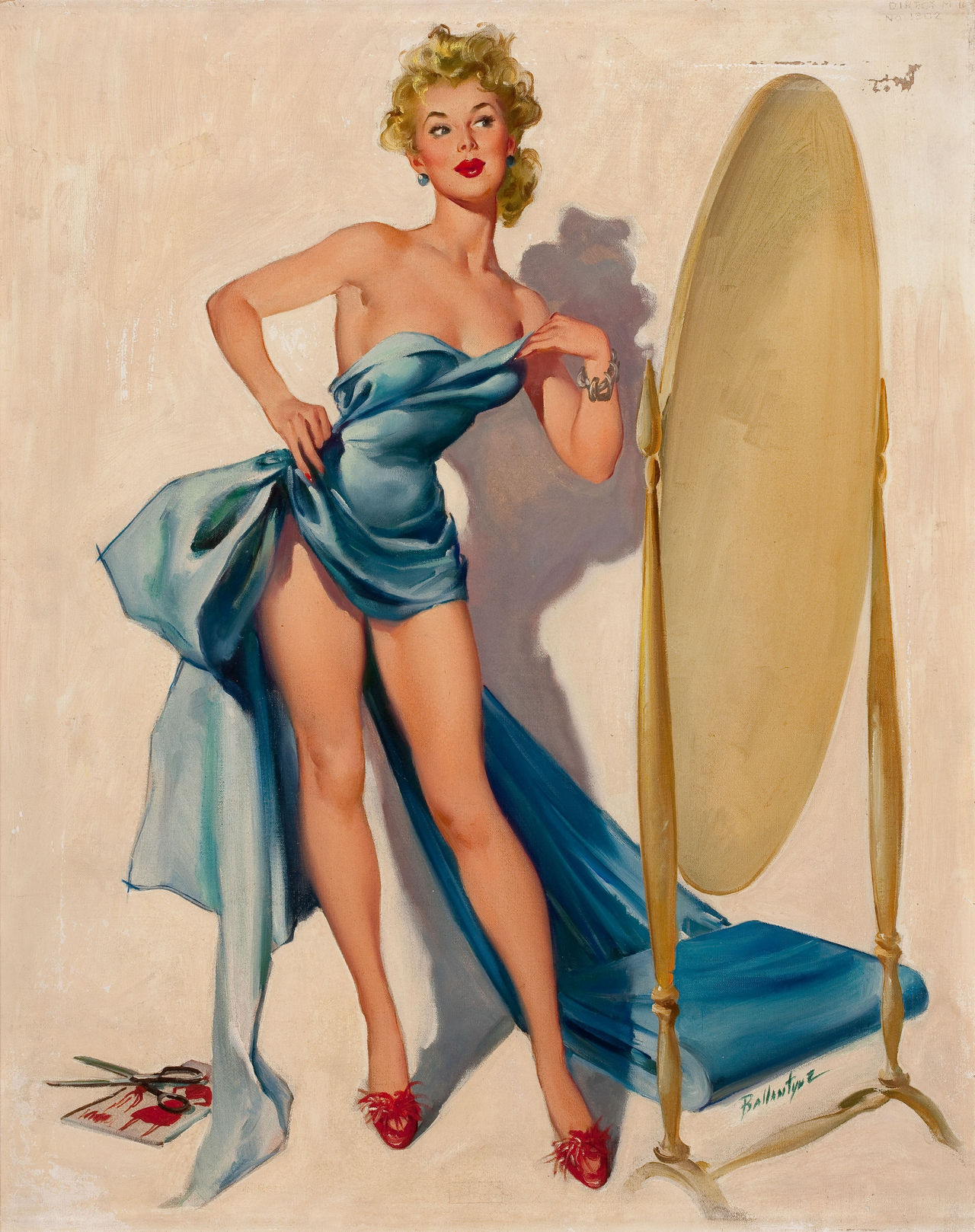 Pin up, por Joyce Ballantyne