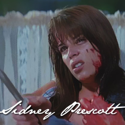 30 Days of Awesome Teen Girls, Day 22: Sidney Prescott from Scream.