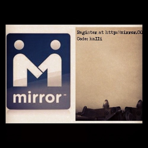@mirrormedia  (Taken with Instagram)