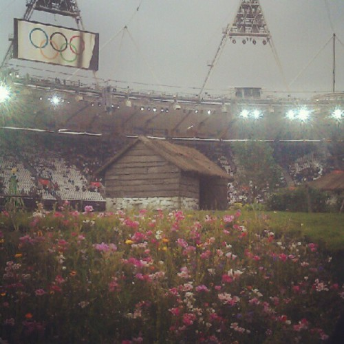 If we're attacked u will find me in this hut (Taken with Instagram)