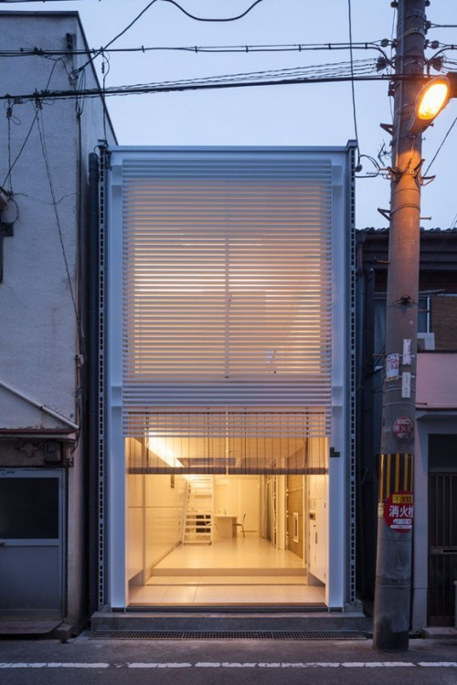 cocoanutmilk:  Modern House in Japan
