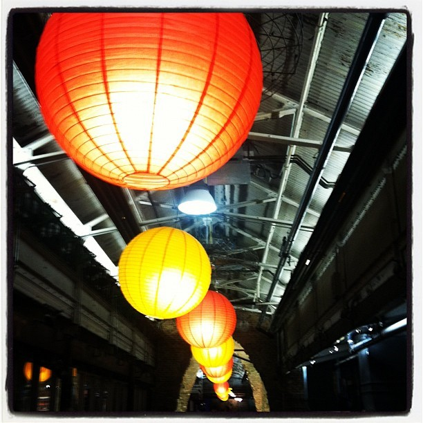 Chelsea Market (Taken with Instagram)