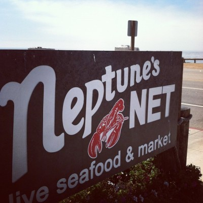Taken with Instagram at Neptune's Net