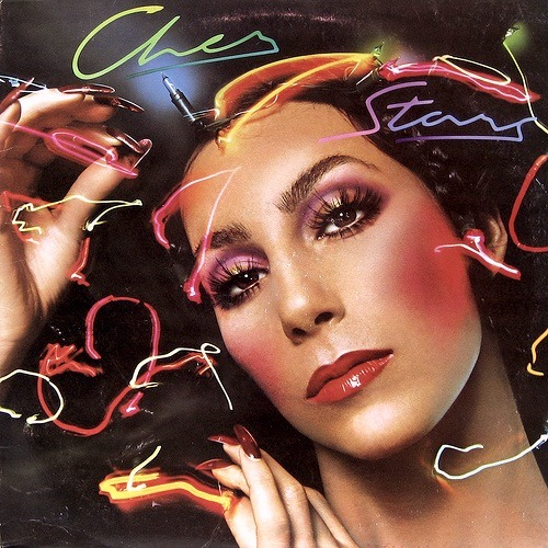 vintage cher artwork