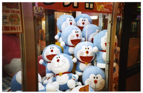 seoul-butterfly:  doraemon by Chris Bizzy on Flickr.