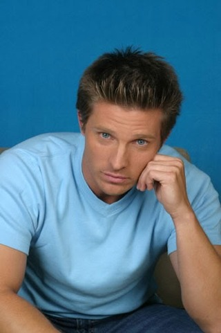 I am thinking about Steve Burton                                      Check-in to               Steve Burton on GetGlue.com