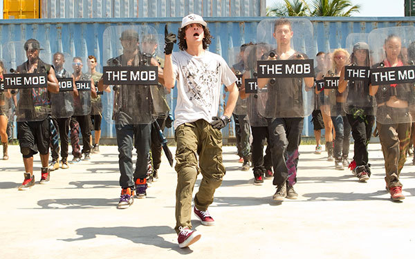 "Little to dance about in ""Step Up Revolution"" For the Daily News, July 27, 2012. In which I may or may not compare ""Step Up 4"" to ""Die Hard."""