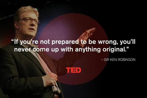world-shaker:  TED Talk Quote Wallpapers more here